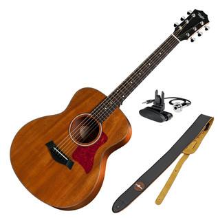 Taylor GS Mini Mahogany Guitar and ES-Go Pickup Bundle with FREE Gift