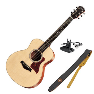 Taylor GS Mini Acoustic Guitar and ES-Go Pickup Bundle with FREE Gift