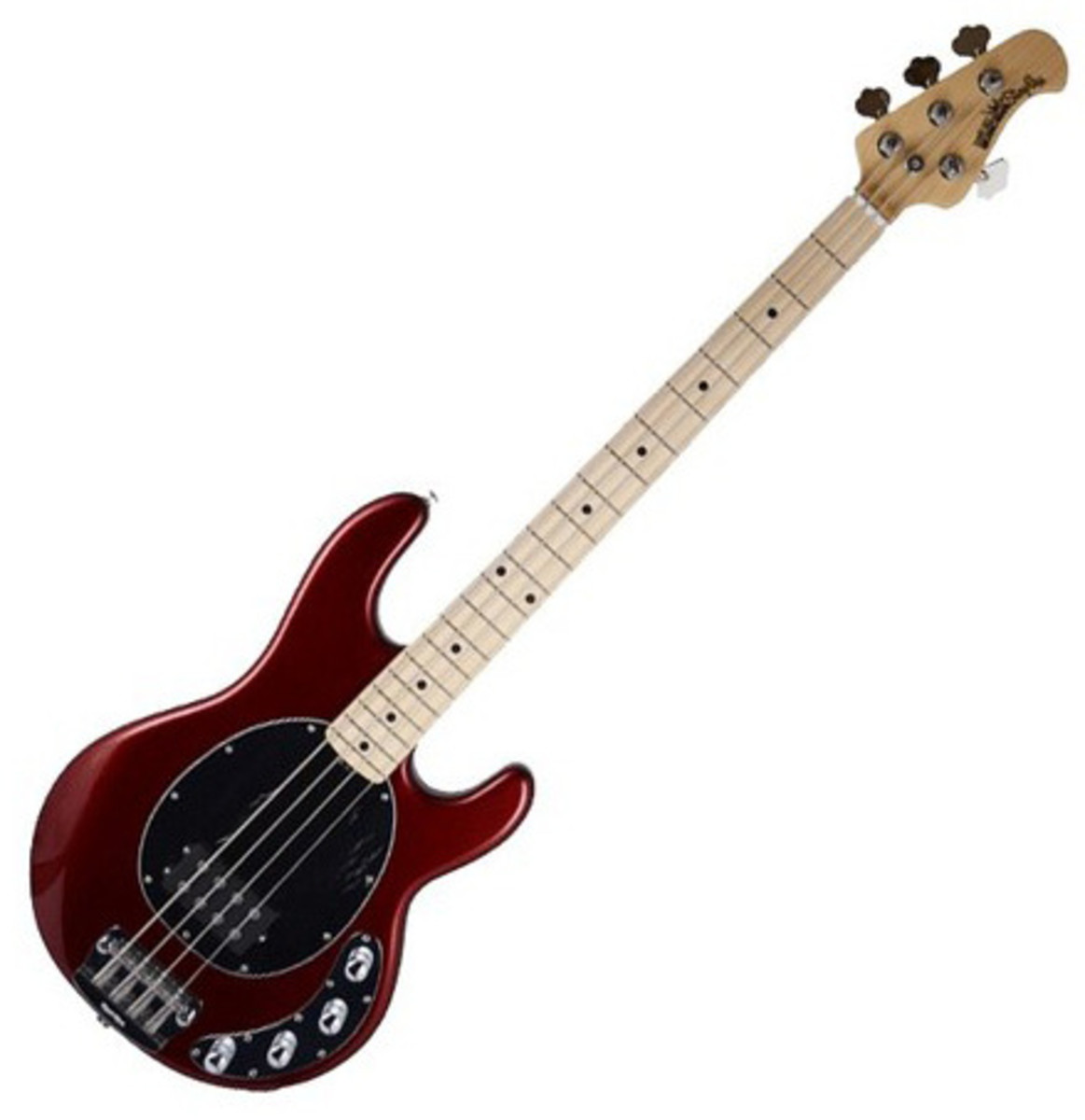 music man stingray 3eq bass guitar mn candy red at. Black Bedroom Furniture Sets. Home Design Ideas