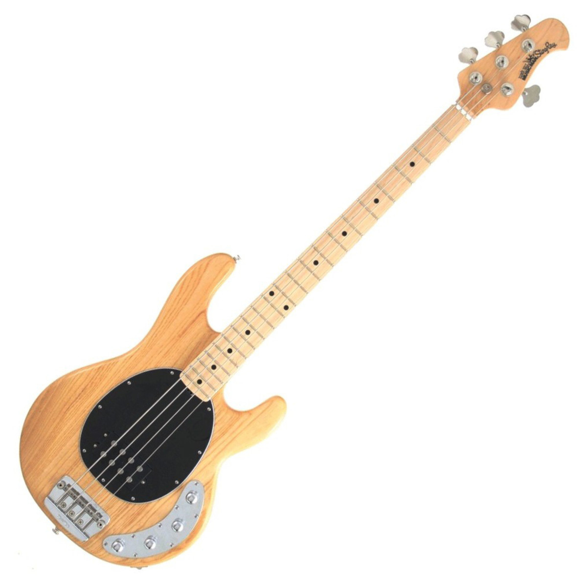 music man stingray 3eq bass guitar mn natural at. Black Bedroom Furniture Sets. Home Design Ideas