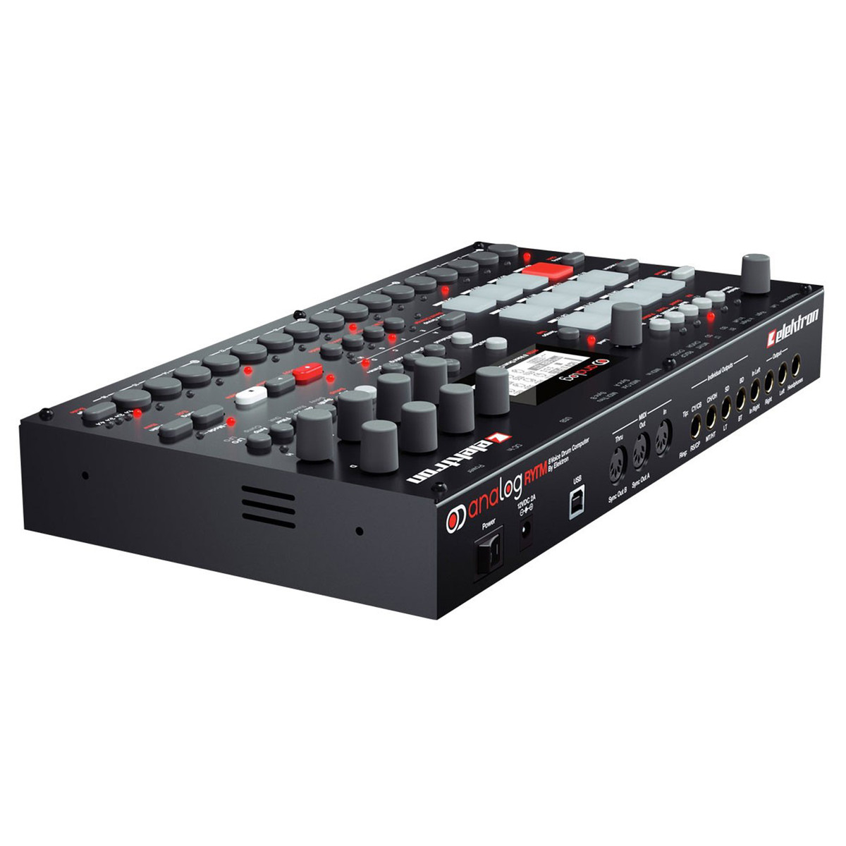 elektron analog rytm drum machine