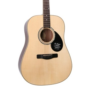 Greg Bennett GD-100S Acoustic Guitar, Natural
