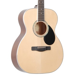 Greg Bennett GOM-100S Acoustic Guitar, Natural