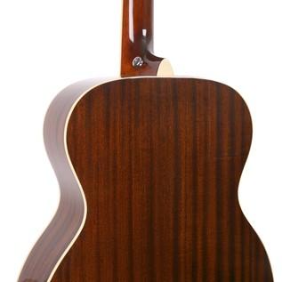 Greg Bennett GOM-100S Acoustic Guitar, Natural