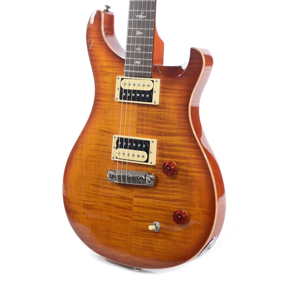 prs se custom 22 electric guitar vintage sunburst at. Black Bedroom Furniture Sets. Home Design Ideas