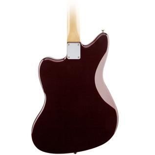 Fender Troy Van Leeuwen Jazzmaster Guitar, RW, Oxblood