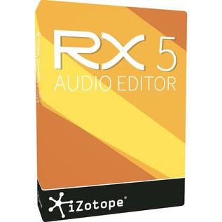 iZotope RX-5 Audio Editor