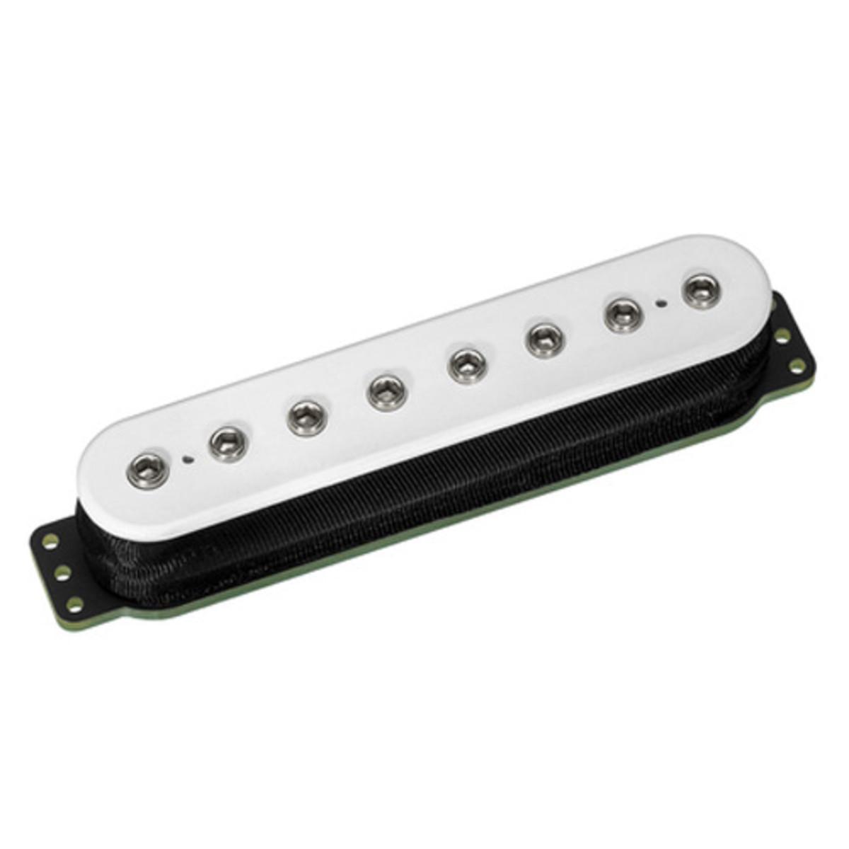 DiMarzio DP810 Ionizer 8 Middle 8 String Single Coil Pickup, White ...