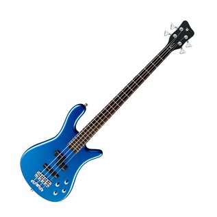 Warwick Rockbass Streamer LX 4-String Bass, Metallic Blue