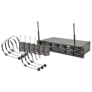 Chord HU6-N 6ch Neckworn UHF System