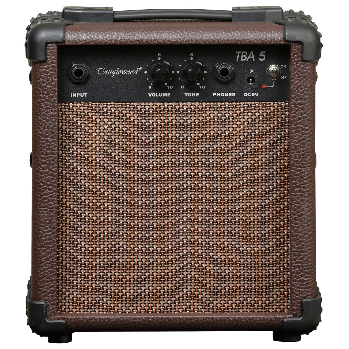 tanglewood tba5 battery powered amp at. Black Bedroom Furniture Sets. Home Design Ideas