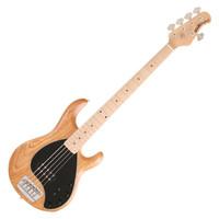 Music Man StingRay-5 Bass Guitar MN Natural Ash