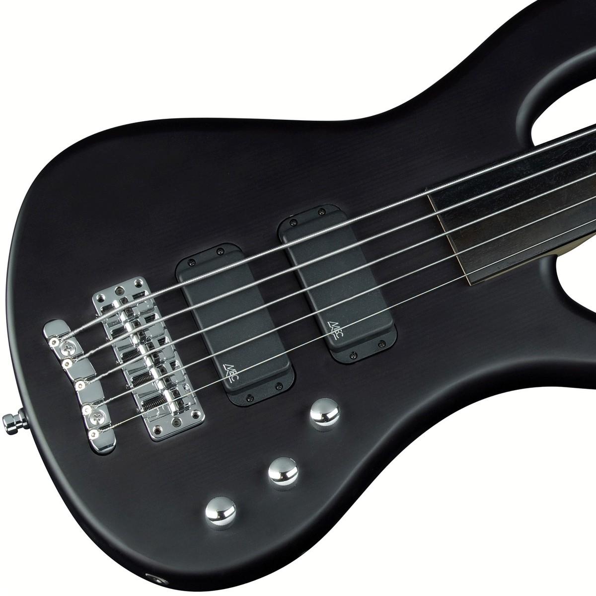 warwick rockbass streamer standard 5 string bass fretless black at. Black Bedroom Furniture Sets. Home Design Ideas