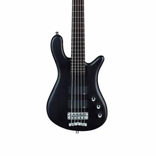 Warwick RockBass Streamer Standard 5-string Bass, Nirvana Black