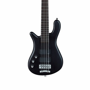 Warwick Rockbass Streamer Standard Left Handed 5-String Bass, Black