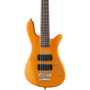 Warwick Rockbass Streamer Standard 5-String Bass, Honey