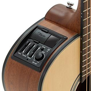 Takamine GX18CE Taka-Mini Electro Acoustic Guitar, Natural