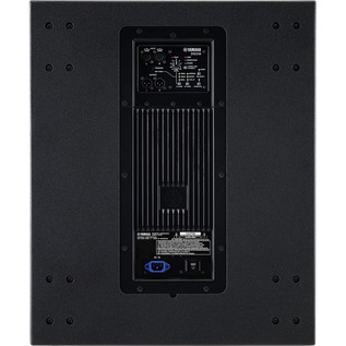 Yamaha DXS18 Active PA Subwoofer - Rear View