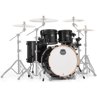 Mapex Armory 5 Piece 20'' Fusion Shell Pack, Trans Black