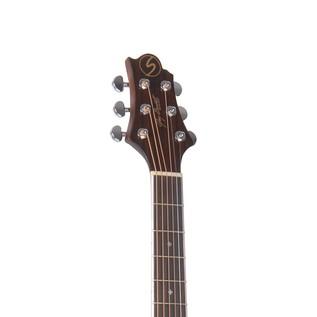 Greg Bennett D-8CE Electro Acoustic Guitar, Cedar