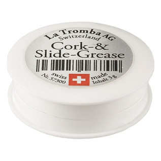 La Tromba Mini Tuning Slide and Cork Grease White, 3g