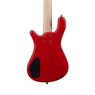 Warwick Rockbass Streamer Standard 5-String Bass, Racing Red