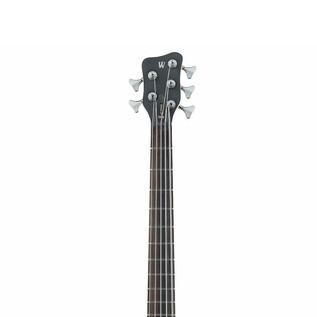 Warwick Rockbass Streamer LX Left Handed 5-String Bass, Black