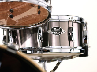 EXX Snare Smokey Chrome