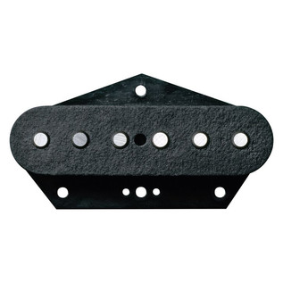 DiMarzio DP424 Area T 615 Hum Cancelling Tele Pickup, Black