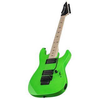 Dean Custom Zone II Floyd Electric Guitar, Nuclear Green