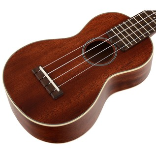 Sigma SUM-2S Soprano Ukulele, Natural with Bag