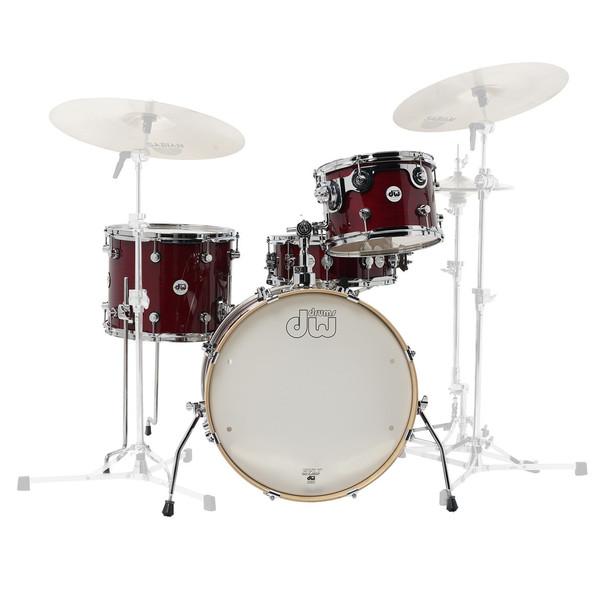 portable acoustic drum kits for sale at. Black Bedroom Furniture Sets. Home Design Ideas