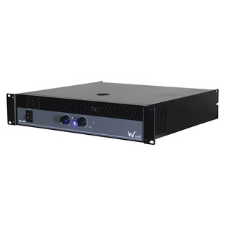W Audio EPX 1200 Amplifier - Side View