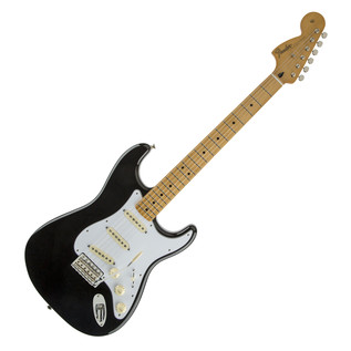 Fender Jimi Hendrix Stratocaster Electric Guitar, Black
