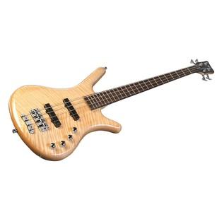 Warwick Rockbass Corvette Premium 4-String Bass, Natural