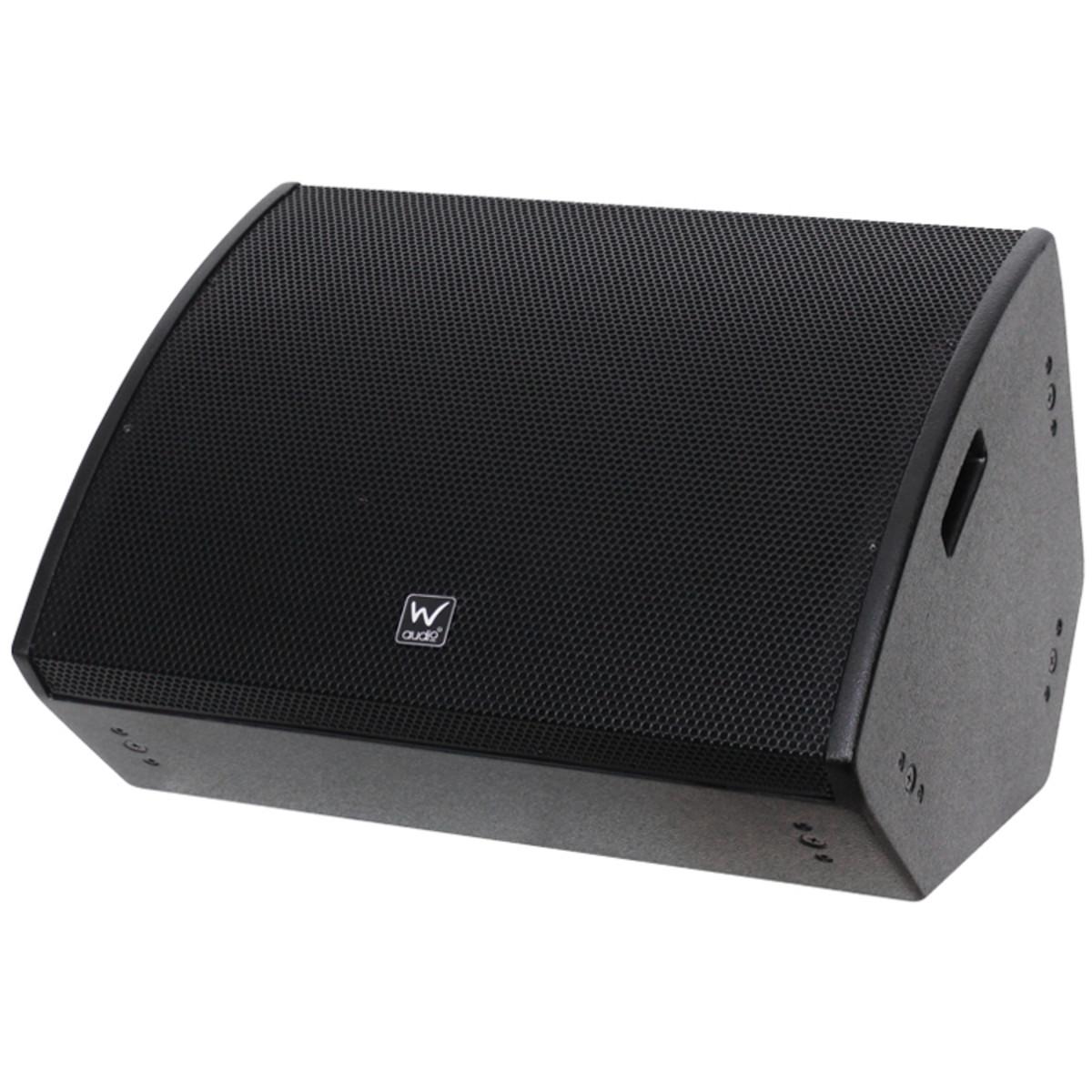 W audio sm15 15 passive floor monitor at for 15 floor speakers