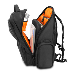 UDG Ultimate BackPack, Black with Orange Lining - 4