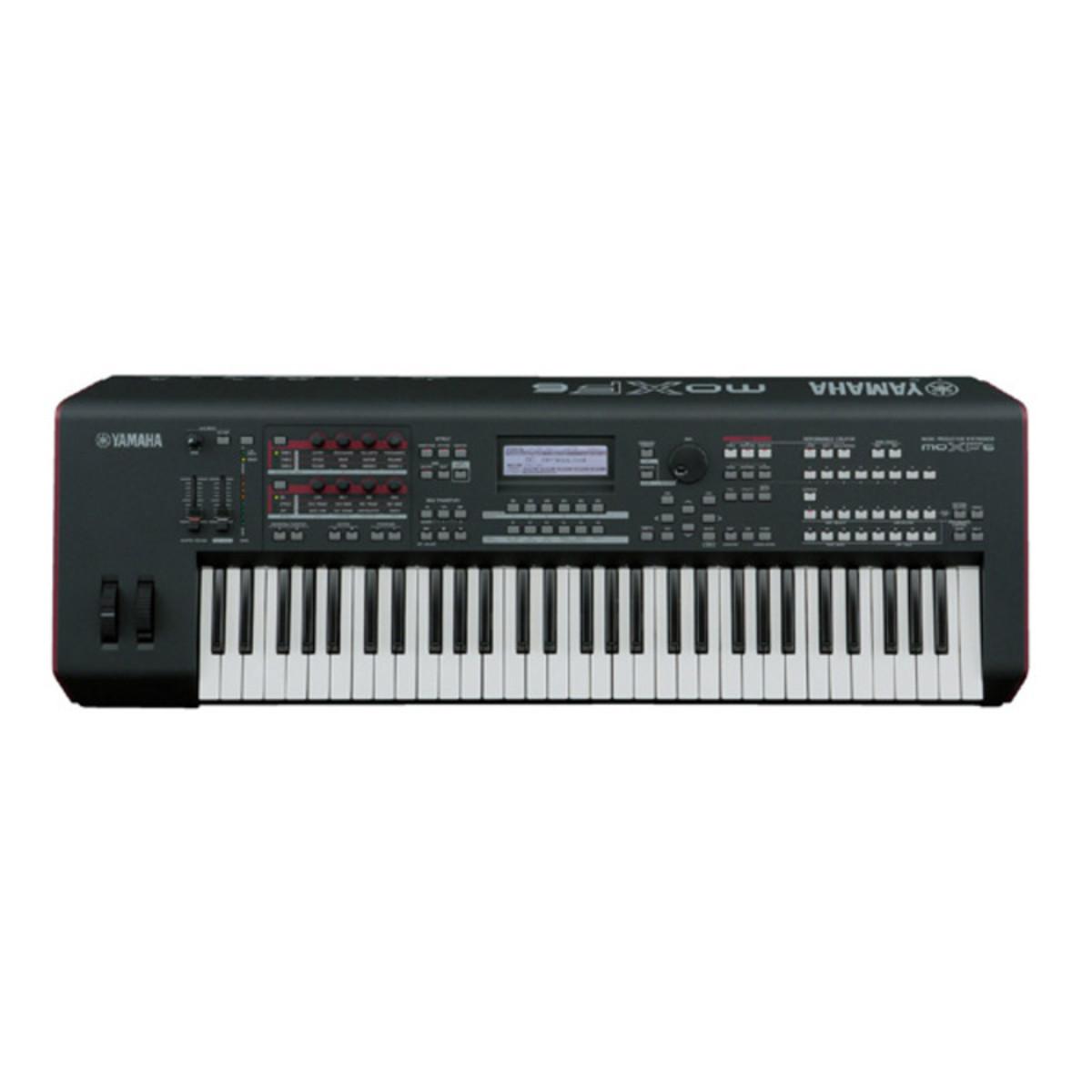 Yamaha moxf6 synthesizer keyboard nearly new at for Yamaha synthesizer keyboard