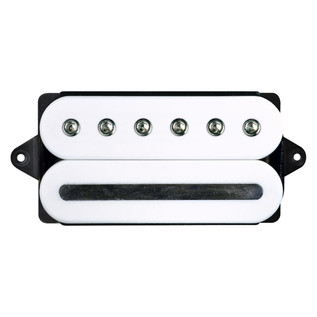 DiMarzio DP708 Crunch Lab 7 String Humbucker Guitar Pickup, White