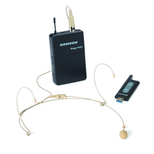 Samson Stage XPD1 Headset USB Digital Wireless System