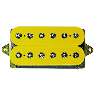 DiMarzio DP155 The Tone Zone F Spaced Humbucker Pickup, Yellow