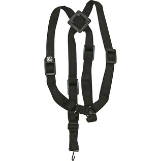 BG Bassoon Nylon Harness Shoulder Strap, Ladies