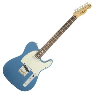 Fender American Special Telecaster, Lake Placid Blue