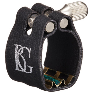 BG Bb Clarinet Super Revelation Ligature, Gold