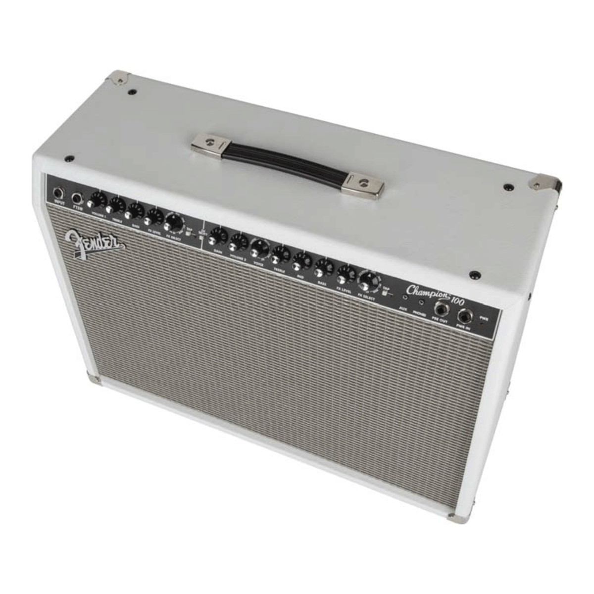 fender champion 100 limited edition guitar combo amp snow white at. Black Bedroom Furniture Sets. Home Design Ideas