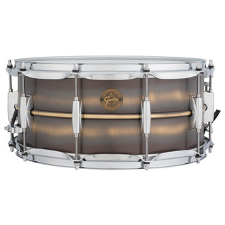 Gretsch Gold Series Snare Drum 14 x 6 Brushed Brass