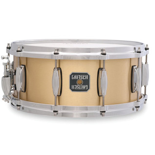 Gretsch Gold Series Snare Drum 14 x 6.5 Bell Brass