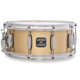 Gretsch Gold Series Snare Drum 14 x 6.5 Bell Brass