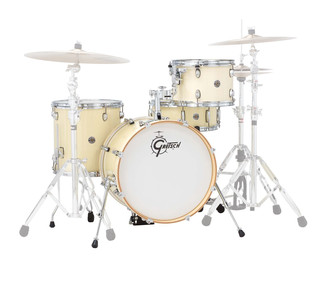 Gretsch Catalina Club Jazz Shellpack, White Chocolate