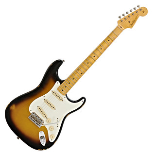 Fender Custom Shop 1957 Relic Stratocaster, 2-Colour Sunburst